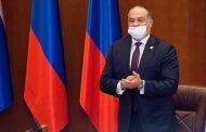 Сергей Меликов внес изменения в структуру органов власти Дагестана
