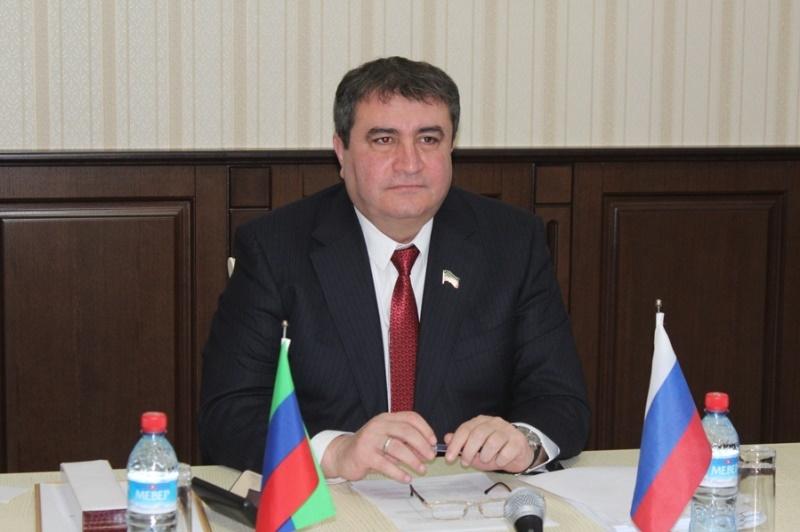 Избран глава Дербентского района