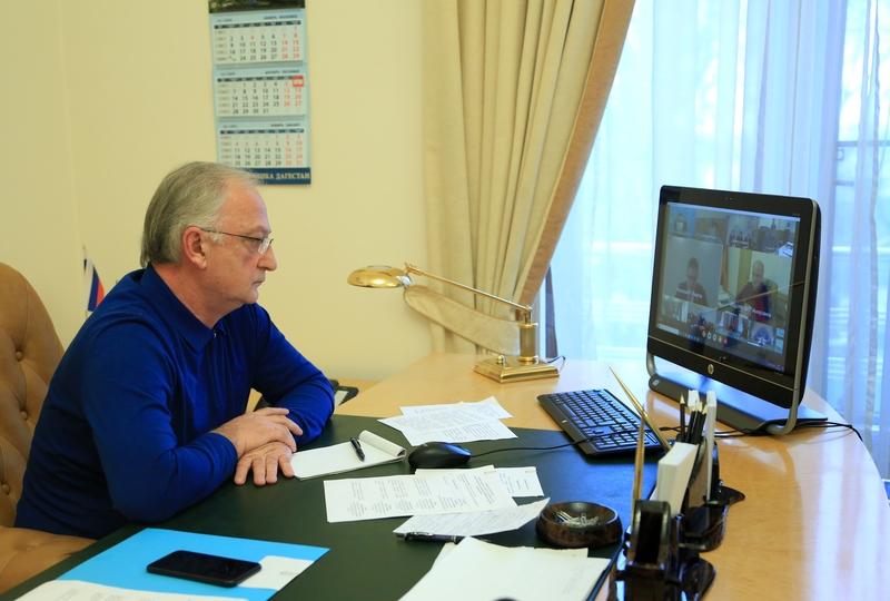 Меликов предложил кандидатуру на пост председателя правительства Дагестана