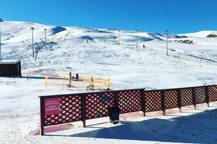 Горнолыжная база «Чиндирчеро» в Дагестане продолжит работать