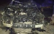 В Тарумовском районе водитель погиб после столкновения его «мерседеса» с лошадью