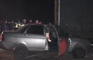 На дороге в Сергокалу погиб 20-летний водитель «Приоры»