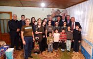 Хизри Шихсаидов посетил многодетную семью Муталибовых