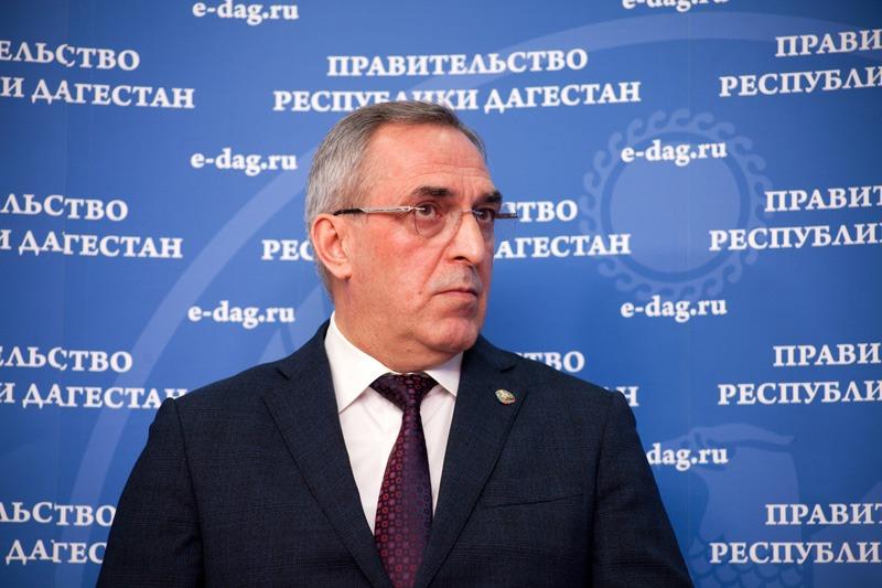 Глава минздрава Дагестана подал заявление об отставке