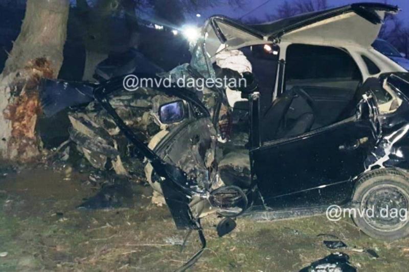 Два человека погибли в результате ДТП на автодороге «Кавказ»