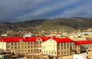 Руководство Гумбетовского района проинспектировало ход строительства новой школы