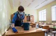 Ограничения, введенные в школах из-за ковида, продлены до конца следующего года
