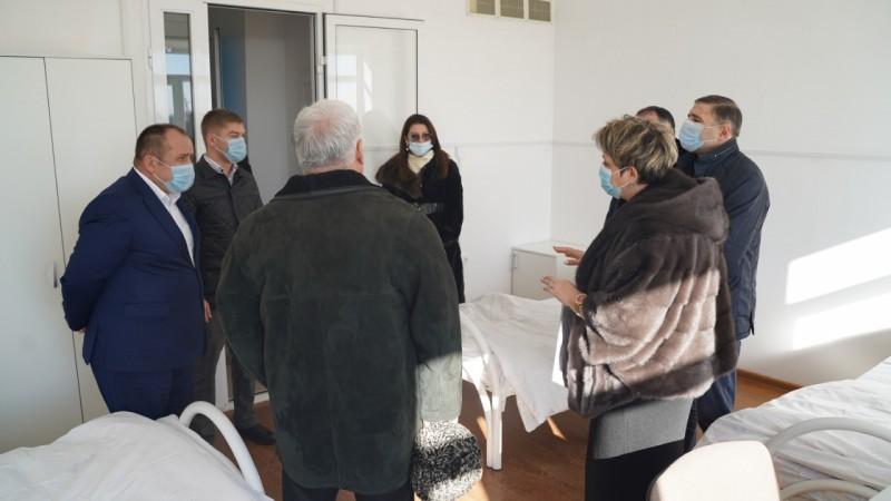 Многофункциональный центр в Ботаюрте и поликлиника в Хасавюрте начнут прием пациентов с COVID-19