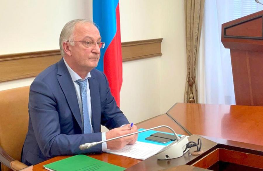 В правительстве Дагестана обсудили строительство автодороги в обход Дербента