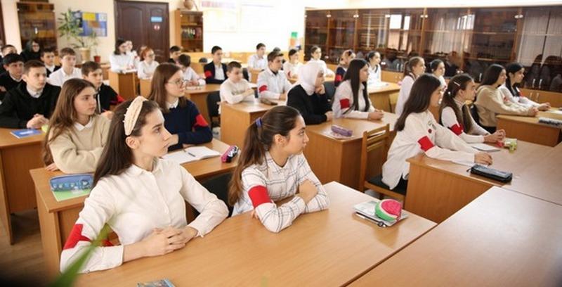 В Дагестане прошел Единый урок истории, посвященный образованию ДАССР