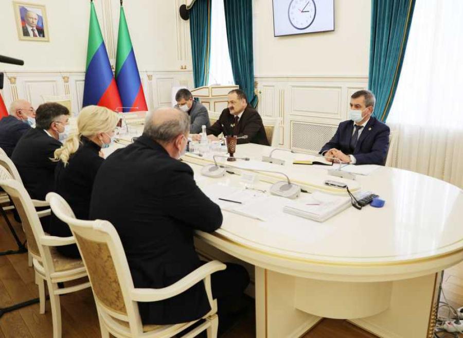 Представители ОНФ внесли на рассмотрение главы Дагестана ряд инициатив
