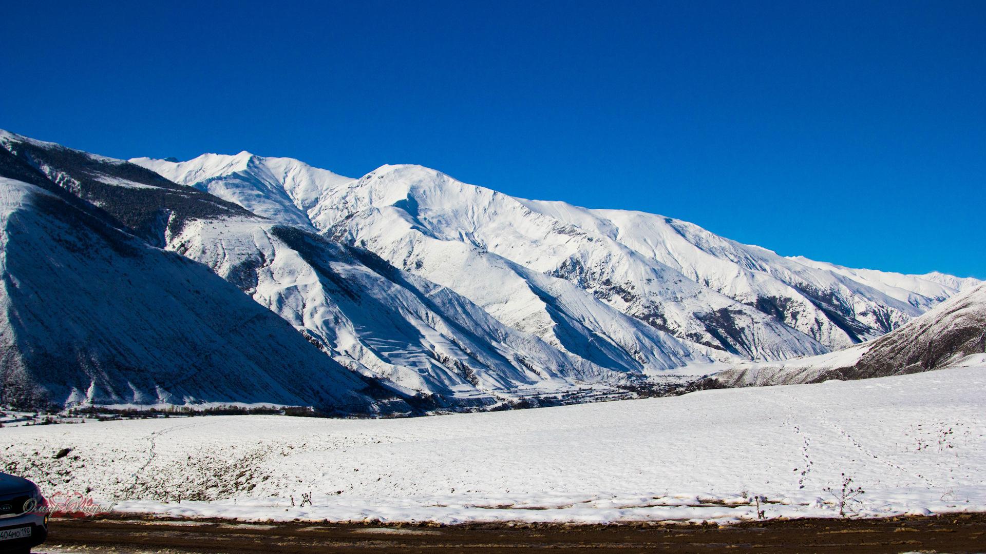 О правилах безопасного поведения в горах
