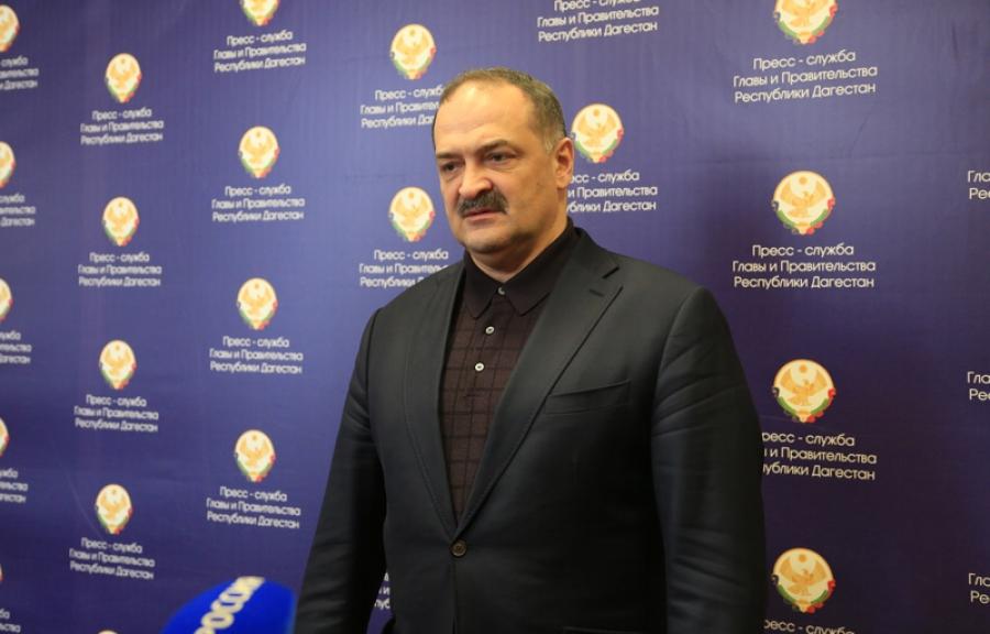 Сергей Меликов допустил постепенное снятие ограничений по коронавирусу в Дагестане