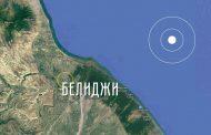 МЧС: в ночь на воскресенье в акватории Каспия близ Дагестана произошло землетрясение