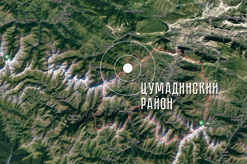 В Дагестане зафиксировано землетрясение