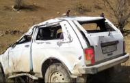 В Табасаранском районе погиб водитель «Нивы», упавшей с обрыва
