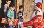 В Дагестане в рамках акции «Новый год в каждый дом» роздано 6000 подарков