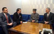 Муфтий Дагестана и врио главы миннаца республики встретились с генконсулом Узбекистана