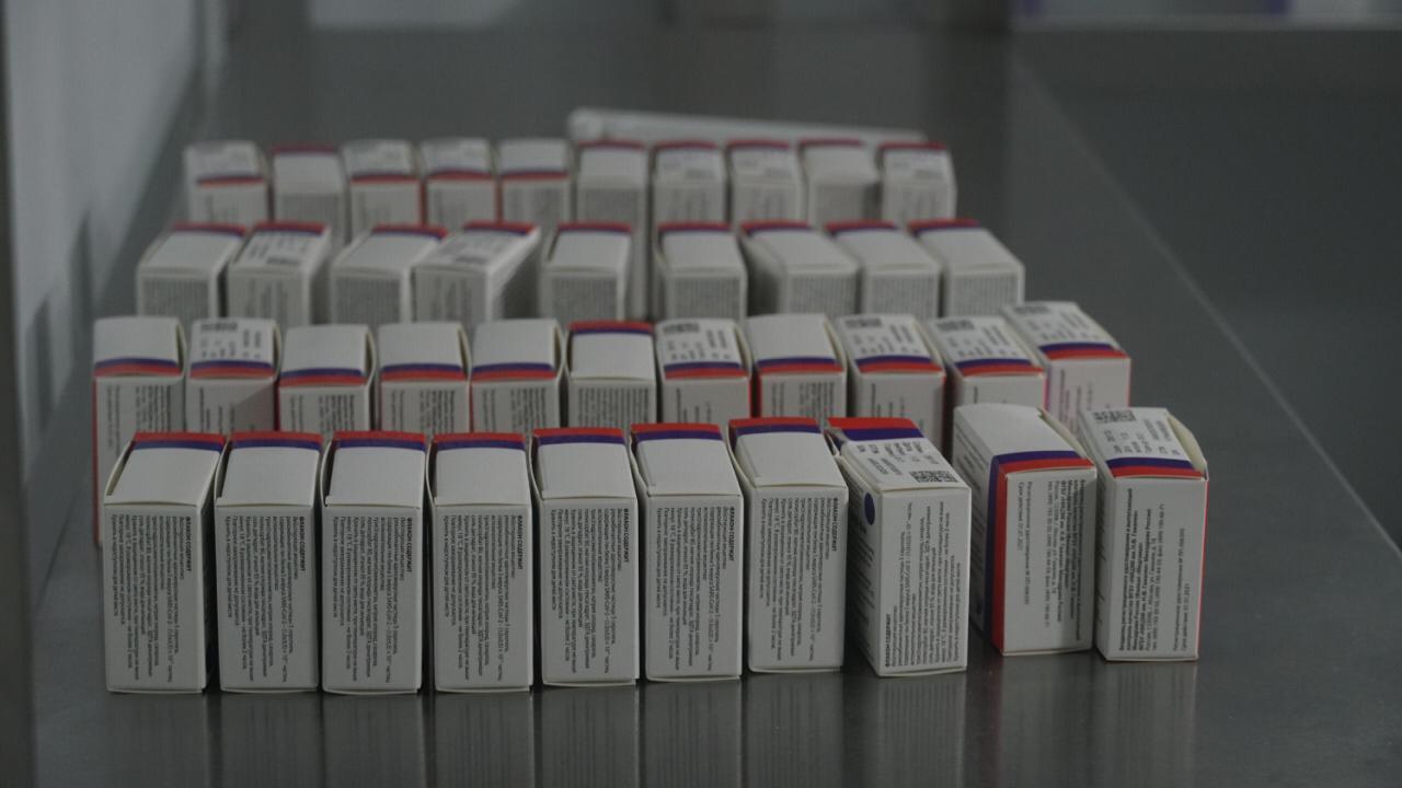 Холодовой центр для вакцины открылся в Махачкале