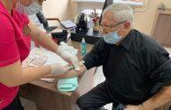 Сотрудники мэрии Кизляра прошли тестирование перед прививкой от коронавируса