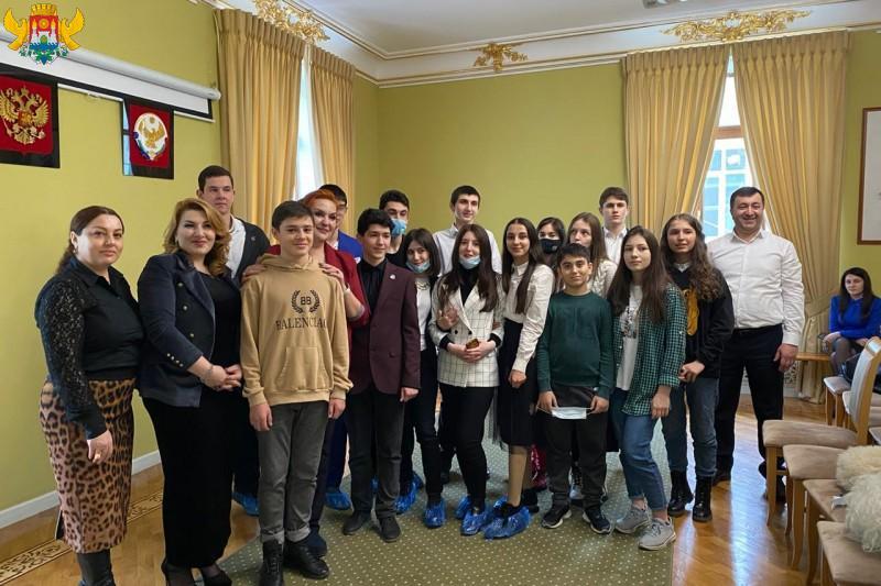 В Махачкале проходит этнофестиваль, посвященный 100-летию со дня образования ДАССР