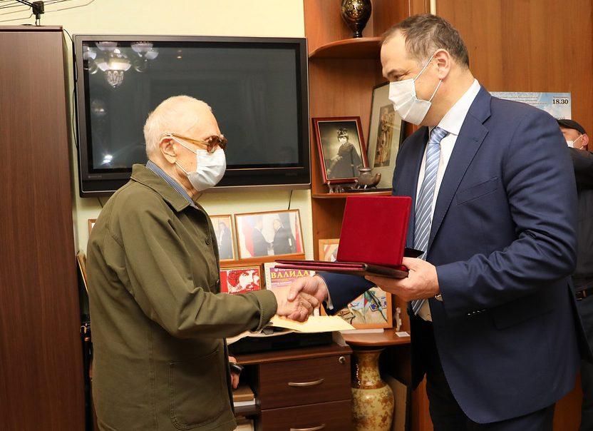 Народному артисту СССР Мураду Кажлаеву исполнилось 90 лет
