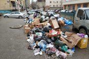 Компания «Лидер» вновь прекратила вывоз мусора в Махачкале и Каспийске, требуя установления тарифа