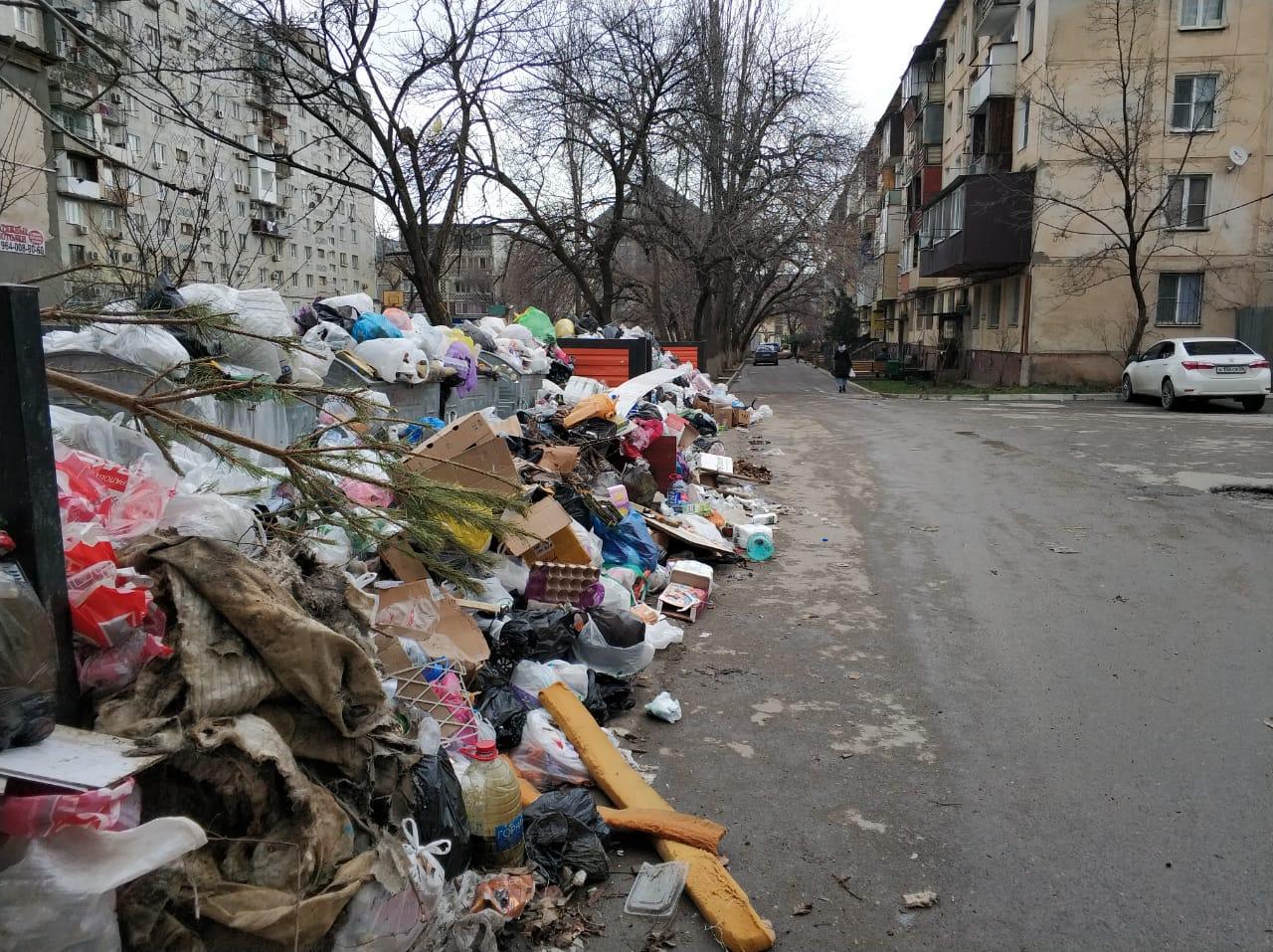 В Махачкале пройдет масштабная акция по уборке мусора