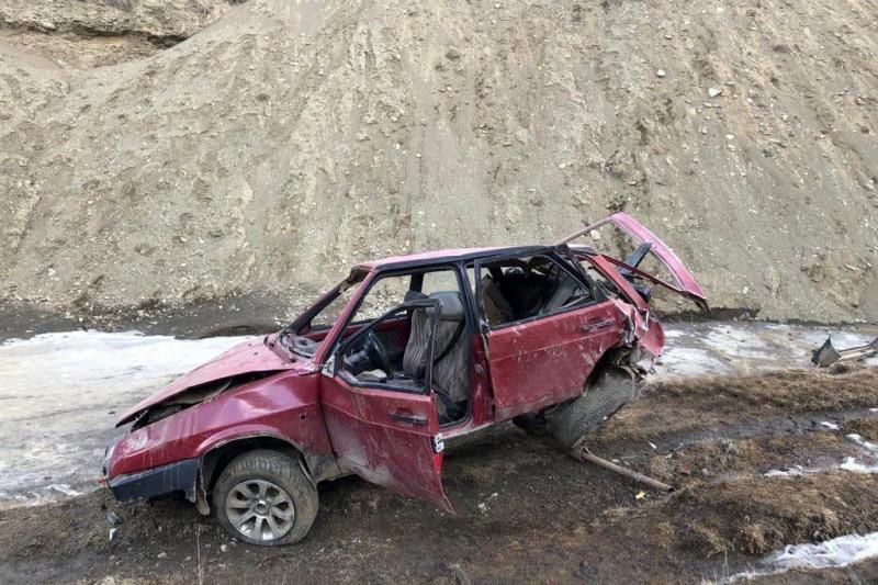 В результате двух ДТП в Дагестане погибли три человека