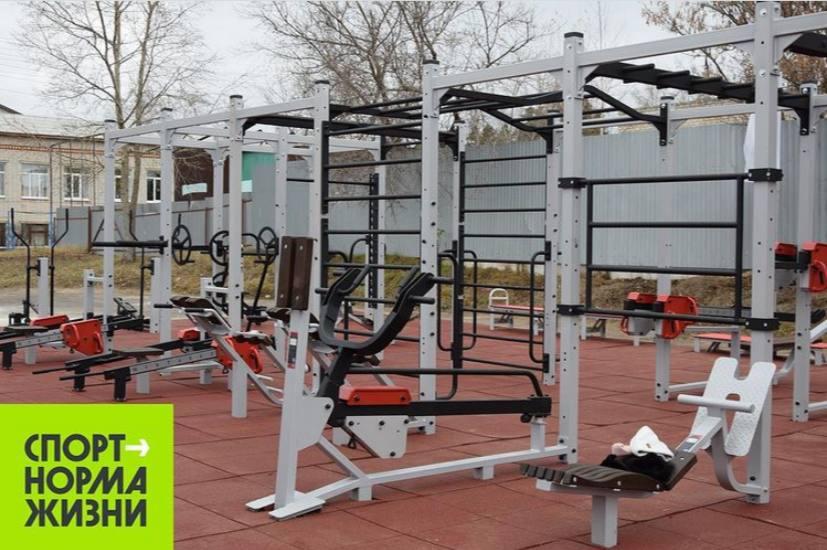 В Дагестане построили 12 спортплощадок по проекту «Спорт – норма жизни»
