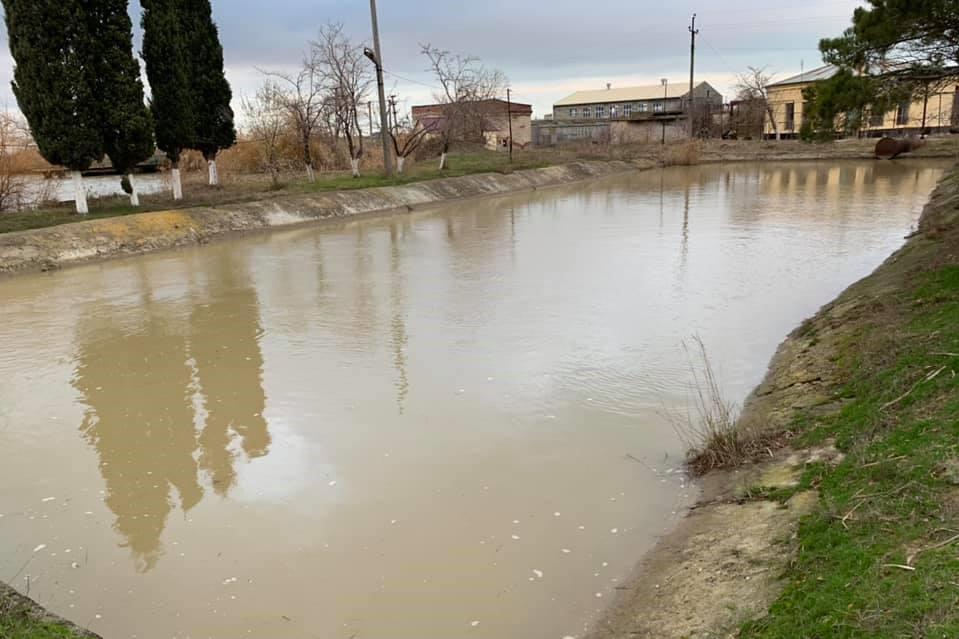 Директор КОРа первым ответит перед судом за грязную воду в Каспийске