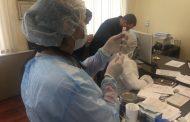 Сотрудники минфина Дагестана сделали вакцинацию от коронавируса