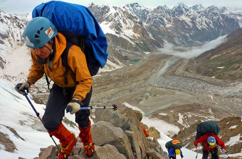 О мерах безопасности в горах