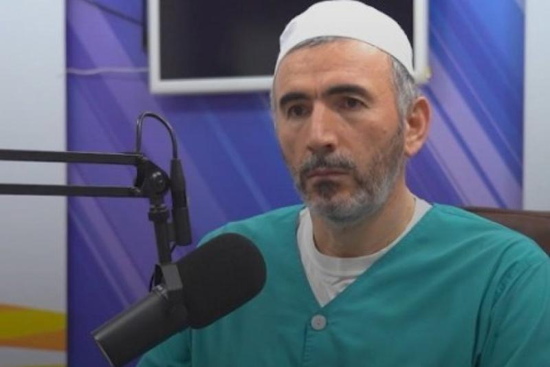 Помощник муфтия Дагестана вакцинировался от коронавируса