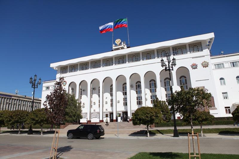 Али Ибрагимов возглавил управление главы Дагестана по внутренней политике