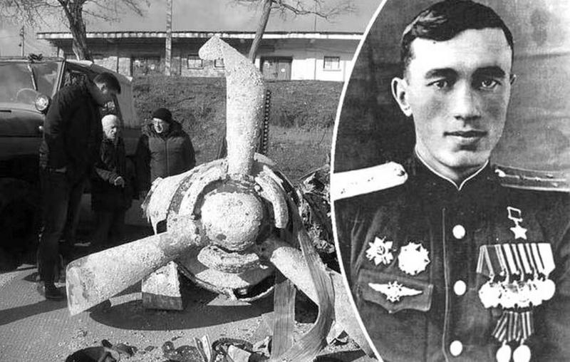 История легендарного летчика-штурмовика Героя Советского Союза Юсупа Акаева
