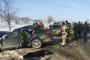 Три человека погибли в столкновении машин в Хасавюртовском районе