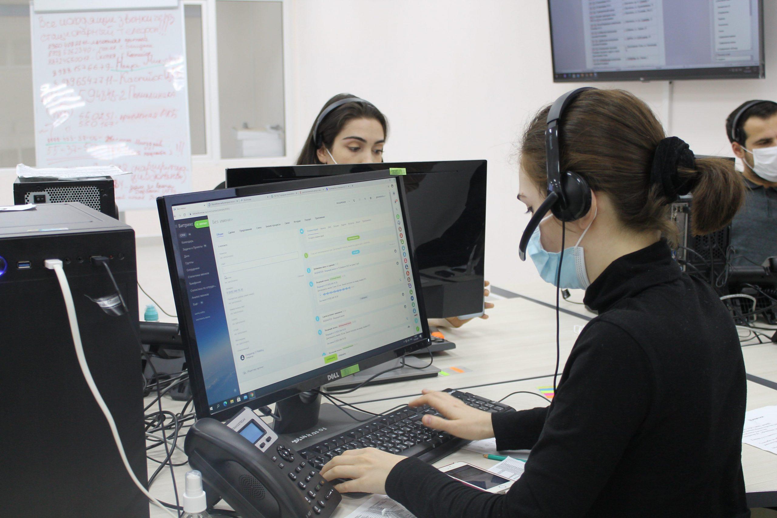 Операторы регионального call-центра по коронавирусу обработали более 16 тысяч звонков