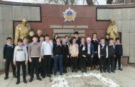 Церемония возложения венков прошла в Курахском районе