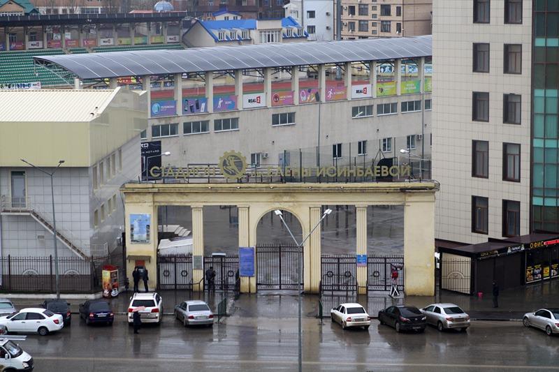 На стадионе имени Исинбаевой завершен ремонт, в воскресенье - футбол