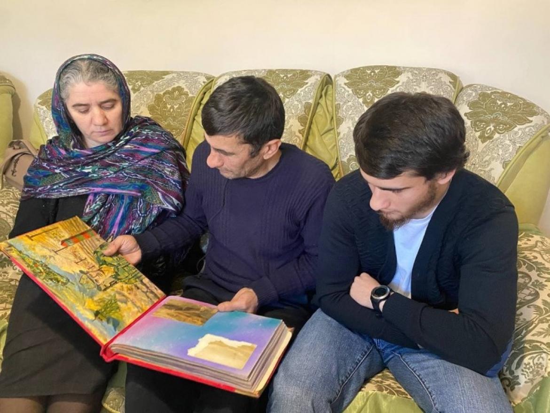 Участник афганских событий реализовал сертификат на улучшение жилищных условий