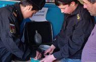 Акция «Армейский чемоданчик» проходит в школах Дахадаевского района