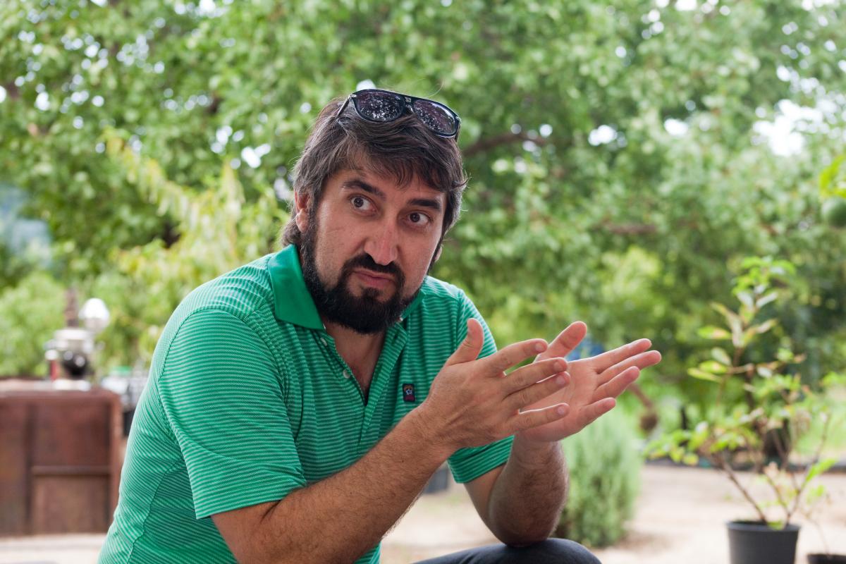 Камал Салманов: «Я почувствовал желание идти навстречу бизнесу»