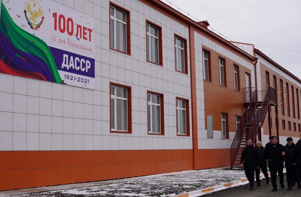 Две школы в Хасавюртовском районе готовы к открытию
