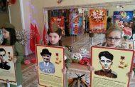 В селе Карланюрт Хасавюртовского района прошла акция «Помним своих героев»