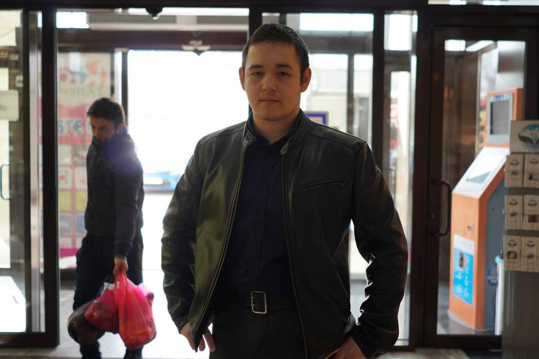Рамазан Булгаев одержал победу на международном кинофестивале «Zilant-2021»