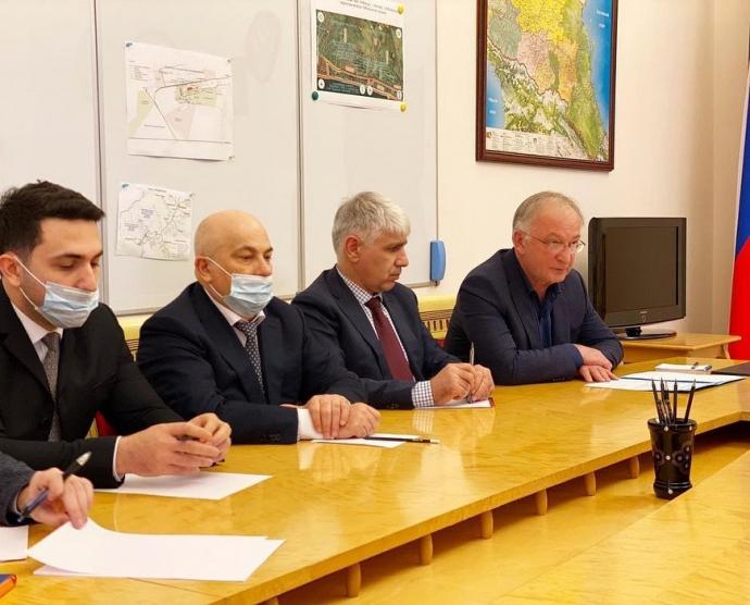 Турецкая компания выразила готовность инвестировать в строительство мусоросортировочного комплекса в Дагестане