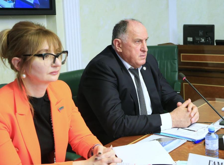 Проблемы развития АПК Дагестана обсудили в Совете Федерации