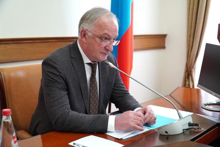 Вопросы развития рыбохозяйственного комплекса обсудили на заседании правительства Дагестана