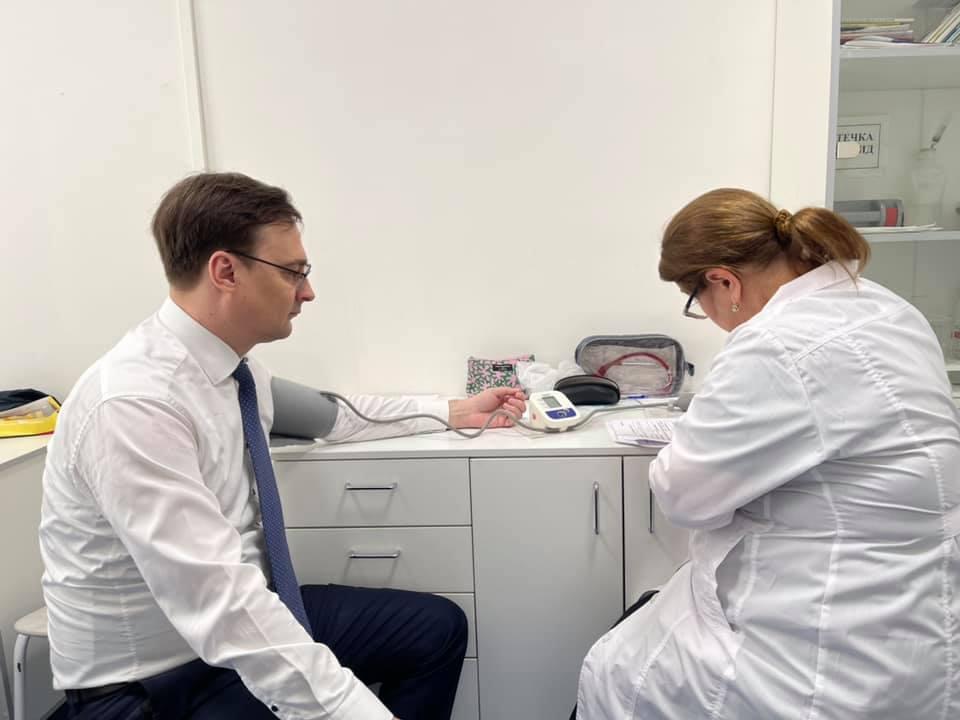 Минцифры Дагестана прошло первый этап вакцинации